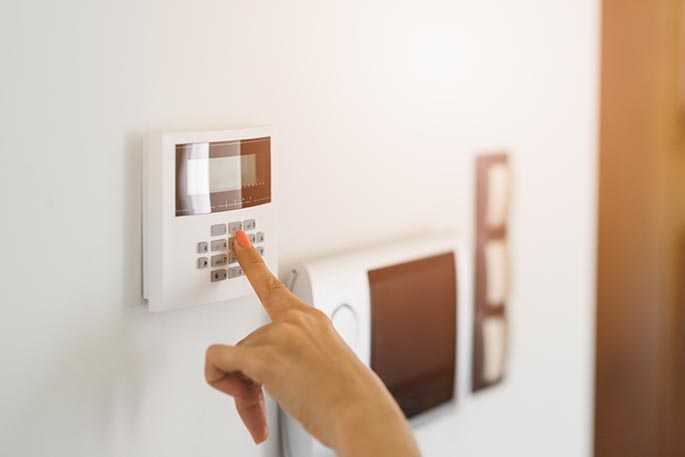hırsız alarm
